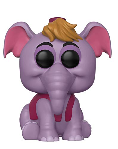 Funko- Pop Vinyl: Disney: Aladdin: Elephant Abu Figura de Vinilo Elefante, (35755)
