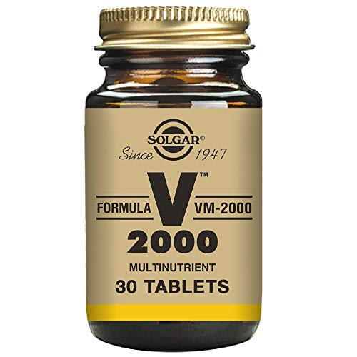 VM-2000 Multinutrient Formula 30 Tabletten SO