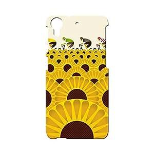 BLUEDIO Designer Printed Back case cover for HTC Desire 728 - G5856