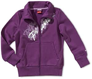 Puma Girl Fd Ind Gra Sweat Jacket fille Amaranth Purple 12 ans