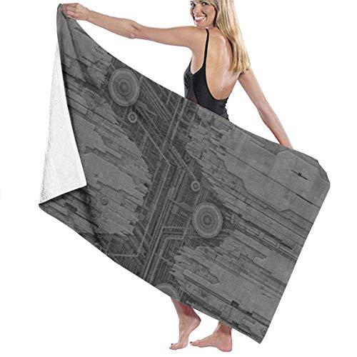 Ewtretr Toalla Playa Bath Towels Science and Technology