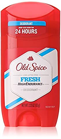 High Endurance Deodorant Long Lasting Stick Fresh by Old Spice, 2.25 Ounce by Old Spice