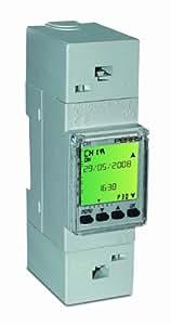 Sesam CPU 35 w2u-AS Horloge astronomique programmable 2 canaux avec une réserve d'énergie de 8 heures