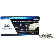 Premium LED Iluminación Interior para Mercedes W164clase M Color Blanco