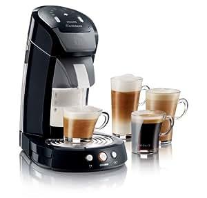 Philips HD7850/63P Cafetière Senseo Latte + Station Senseo + Porte-dosettes espresso 2650 W
