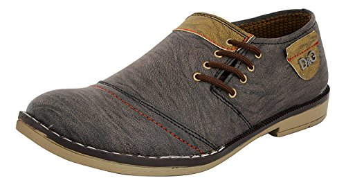 Casual Shoes (Art 6016) (10, Brown)