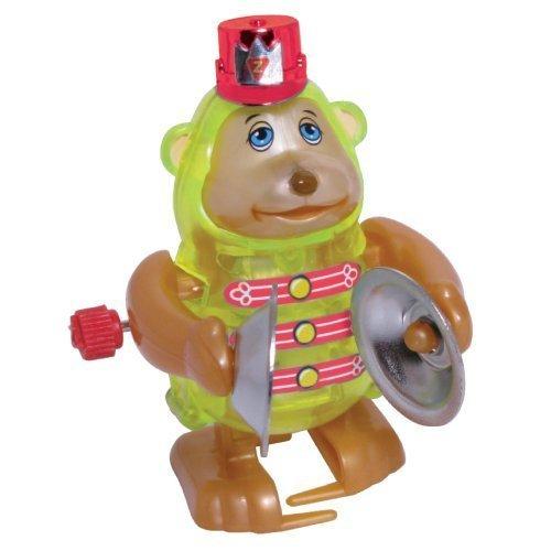 California Creations Z Affe mit Becken Tucker Baseball Spielzeug von California Kreationen
