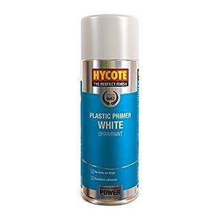 Hycote White Plastic Primer , 400ml
