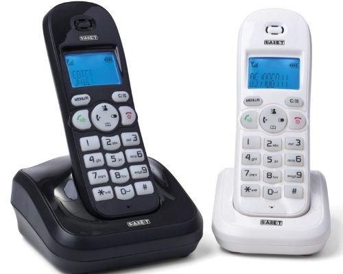 Saiet 13500458 Telefono Cordless