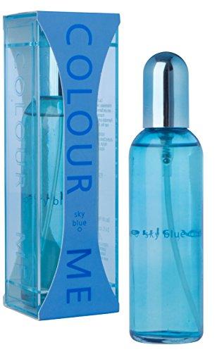 Couleur Bleu Ciel Me Eau de Parfum pour Femme en flacon Vaporisateur 100 ml