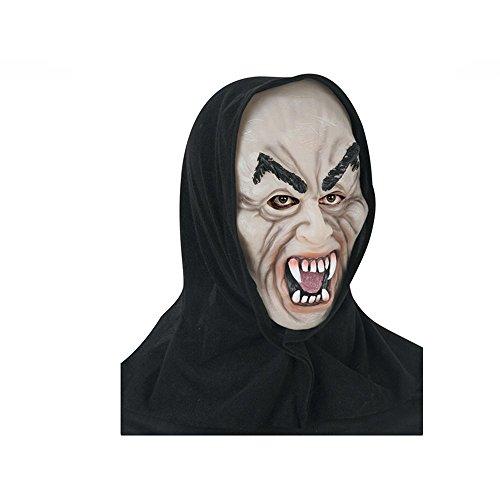 G-JY Lace Maske venezianische Maske Halloween Maske Halloween Geist Horror Monster Vampir Kürbis Schädel Maske, Vampir