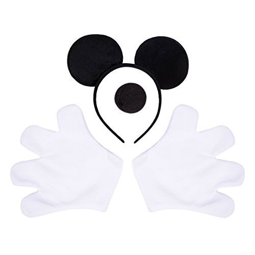 Minnie Maus Nase (Mickey Mouse Halloween)