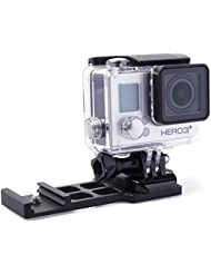 XCSOURCE® Kamera 20mm Picatinny Schiene Rail Mount Side Rail Berg für GoPro Hero2 Hero3 4 Kamera - Schwarz OS68