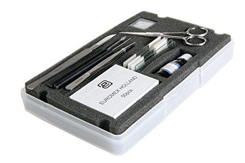 Kit bereit für Mikroskopie–Euromex