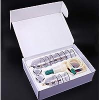 BG-YUFI YF Schröpfglas, Vakuum Schröpfen Haushalt Verdickung 12 Packungen Pumpen Ohne Glas Schröpfen - preisvergleich bei billige-tabletten.eu