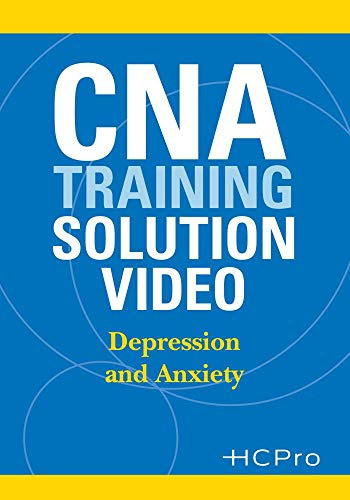 CNA Training Solution Video: Depression and Anxiety - Cna Training