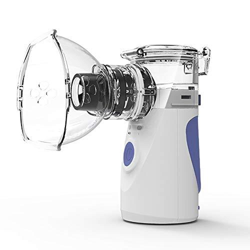 YHMMOO Nebulizador Inhalador Ultrasonico Boquilla