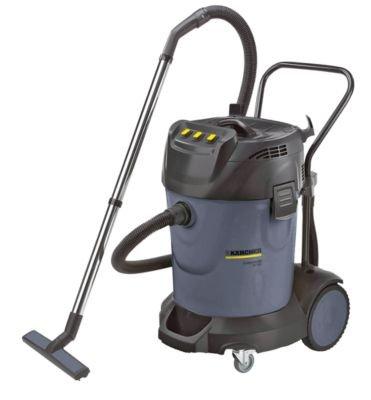 Kärcher NT 70 /3 Nass- und Trockensauger - 3600 Watt - Gewicht 27,6 kg - Nassauger Reinigungsgerät Reinigungsmaschine Saug- und Kehrmaschine