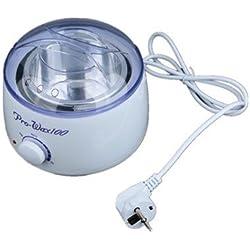 Anself - Calentador de cera eléctrico 400ml para la depilación