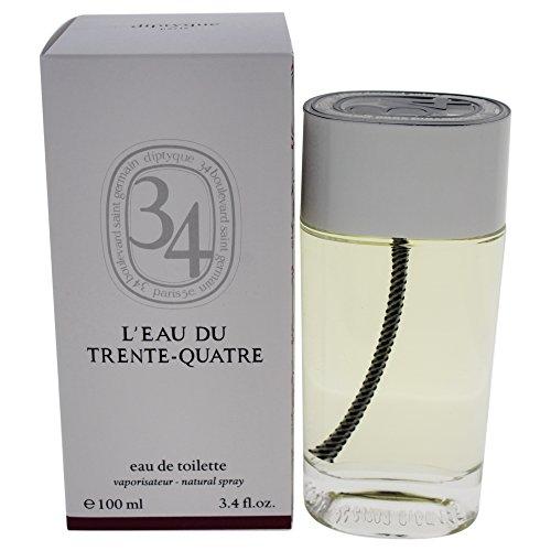 DIPTYQUE Dip 34 Blvd Saint G L Eau 34 100 ml, 1er Pack (1 x 100 ml) -