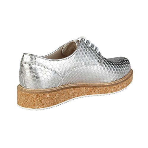 Trussardi 79S555 Sneakers Donna ARGENTO