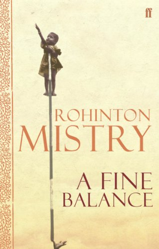 A Fine Balance by [Mistry, Rohinton]