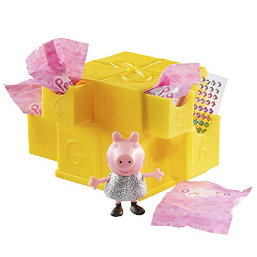 Peppa Pig 06920 PEPPAS Secret Surprise, Multi
