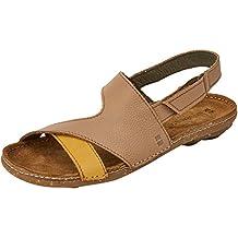 Chanclas pendientes chanclas caminar penosamente sandalia zapatos pendientes rojo vacaciones S4J06lPc