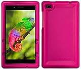 BobjGear Bobj Etui en Silicone Robuste pour Tablette Lenovo Tab 7 Essential...