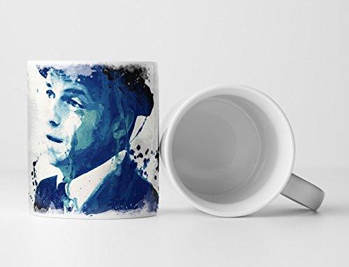 Frank Sinatra Tasse als Geschenk, Design Sinus Art