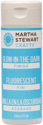 Glow-finish (Plaid:Craft Martha Stewart Glow-In-The-Dark Finish-6oz by Plaid:Craft)