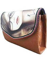 Women's Handbag ( Sienna ) Perfect For Women & Girls With Chain Sling Bag