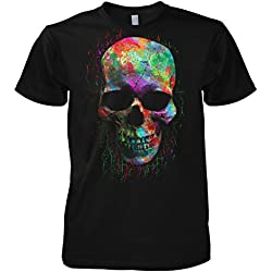 Geek Colour skull 702214