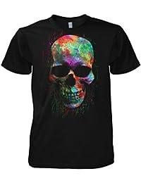 Geek Colour Skull 702214 T-Shirt
