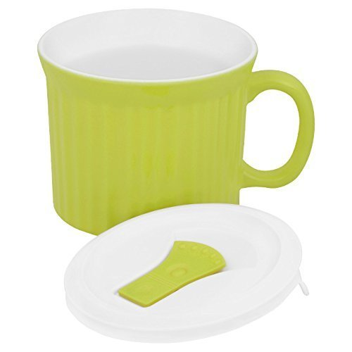Corningware-becher (Corningware 20 oz. Pop-in Mug - Sprout by CorningWare)