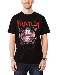 Trivium T Shirt Shogun Cover Band Logo Official Mens Black