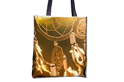 Dreamcatcher, Mobile, Artwork, Pattern allover printed totes, popular totes, popular womens' tote bags, professional tote bag, large professional tote bags, best tote bags, best large tote bags (Pattern Professional Tote)