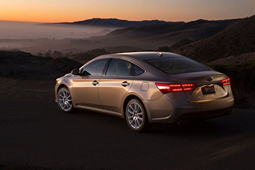 toyota-avalon-customized-36x24-inch-silk-print-poster-affiche-de-la-soie-wallpaper-great-gift