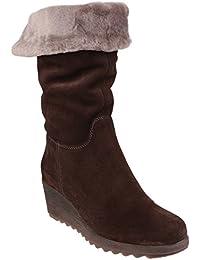 The Flexx Pick A Fur - Bottes en cuir - Femme