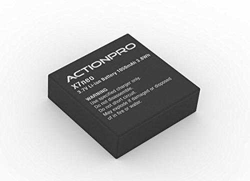 Actionpro Actionpro X7neo Ersatzakku