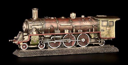 Steampunk Figur Deko - Lokomotive - Veronese