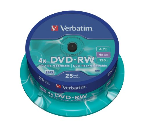 Verbatim Verbatim DVD-RW