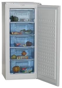 congeladores: ROMMER CV 21 A+ Congelador Vertical, 40 dB, 201 kWh, Blanco