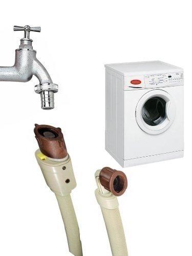 Aquastop / Tubo flessibile Aquastop / Tubo di sicurezza per lavatrice o Lavastoviglie - Lunghezza 3, 5m - nuovo