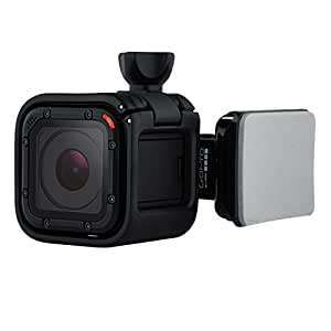 gopro fixation casque rotative pour appareil photo hero. Black Bedroom Furniture Sets. Home Design Ideas