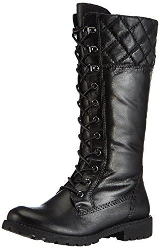 Tamaris 26609 Damen Combat Boots Schwarz (Black 001)