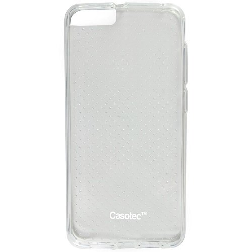 Casotec Soft Dotted TPU Back Case Cover for Micromax Canvas Knight 2 E471 - Clear  available at amazon for Rs.125