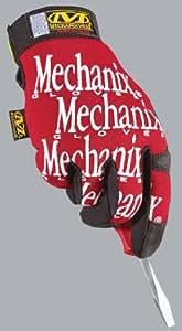 Mechanix Wear Original Gloves Large, Red