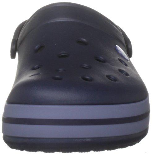 Crocs Crocband - Sabots - Mixte Adulte Bleu (Navy/Bijou Blue)