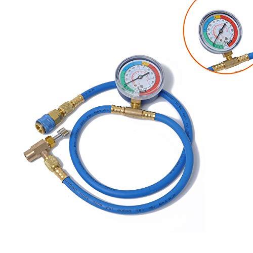 SHANGGUAN Combinación 134A Plus Fluoride reloj refrigerante